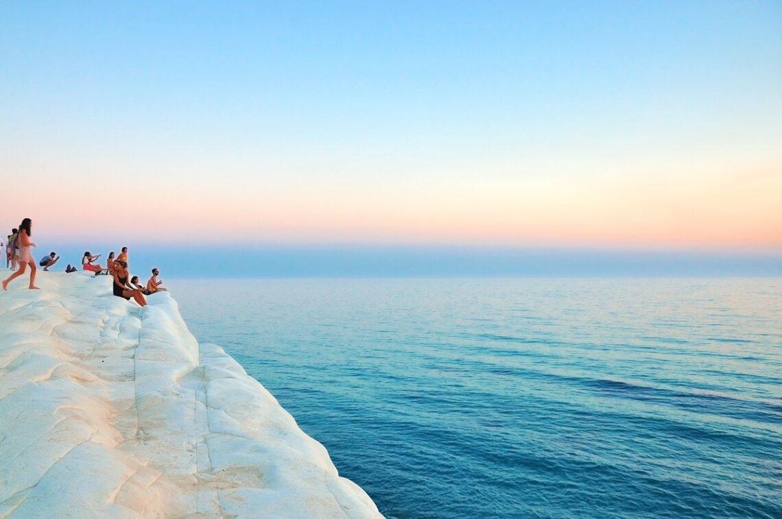 Skala dei Turchi - the most beautiful beach of Sicily